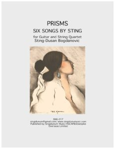 Prisms (Six Songs by Sting)