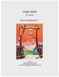 Yano Mori